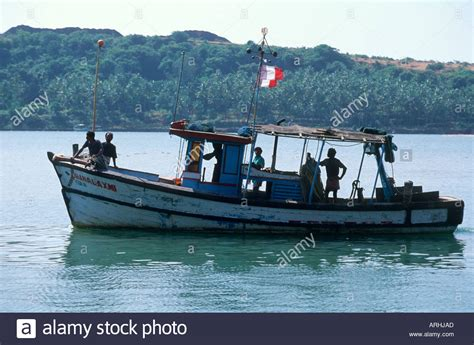 indian river fishing boat fishing boat on the river sal near the traditional