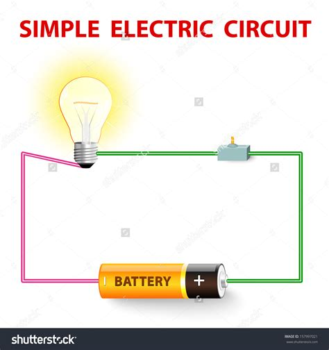 circuit switch clipart 14