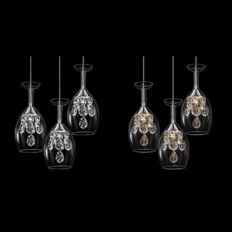 Chandelier Lights Uk Island Modern Led Mini Pendant Three Light Ceiling Chandeliers Lighting