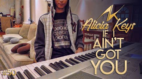 if i ain t got you instrumental if i ain t got you piano instrumental cover