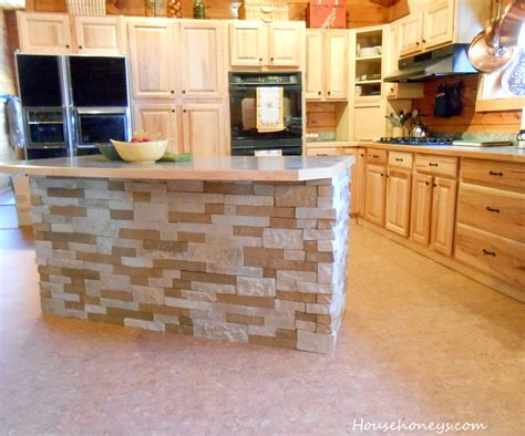 Kitchen Island Tile Airstone Island Househoneys