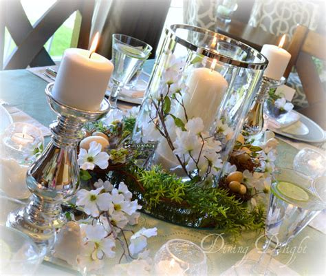 wedding tablescapes with candles 2 dining delight how to set a pretty tablescape