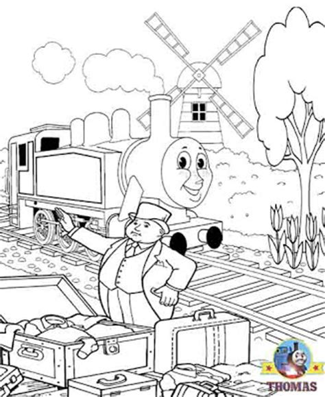rosie train coloring page thomas colouring free colouring pages for kids train