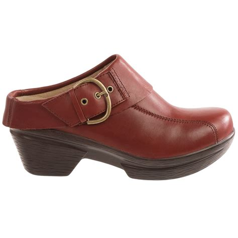 clogs for womens 9375p 3 sanita open back clogs for