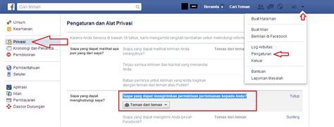 cara membuat akun facebook diikuti cara membuat akun fb tidak bisa di add hanya bisa di ikuti