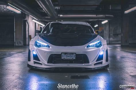 widebody toyota toyota gt86 widebody front