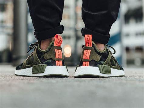 Sepatu Adidas Zoom Sneakers Sport Pria 1 jual adidas nmd duck camo baru sepatu lari pria