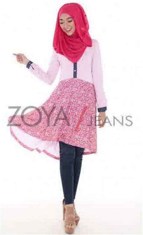 Harga Gamis Merk Zoya koleksi baju muslim zoya terbaru 2015