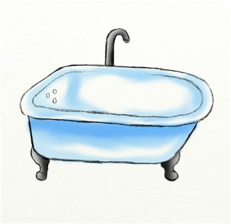 how to draw bathtub how to draw a bath tub hubpages
