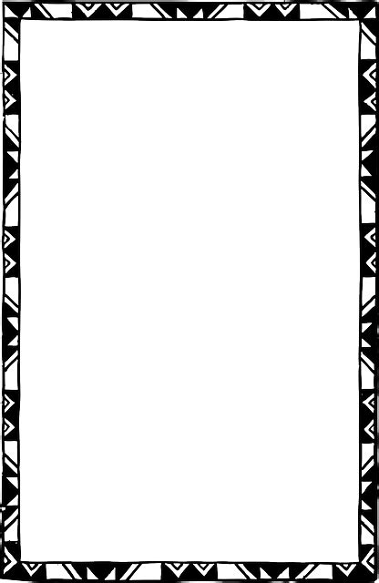 Absa Vehicle Finance Border Letter free vector graphic frame white blank empty free