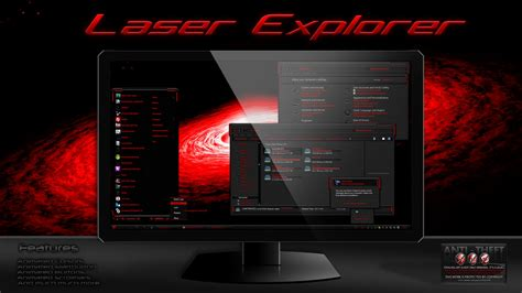 qmobile x2 themes free download laser expoler theme for windows 7 by designfjotten by