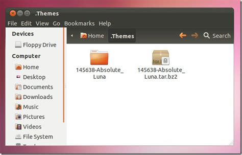 change themes in gnome 3 how to install gnome themes in ubuntu 11 10 roshan book