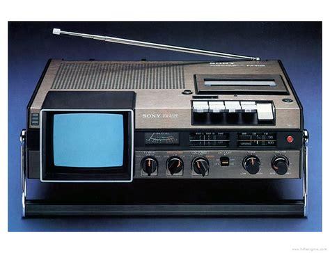 Tv Radio sony fx 412e manual portable tv radio cassette recorder hifi engine