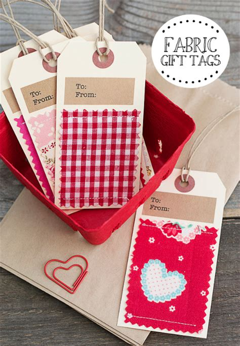 Handmade Gift Tags - ideas for valentine s day from to reality 153