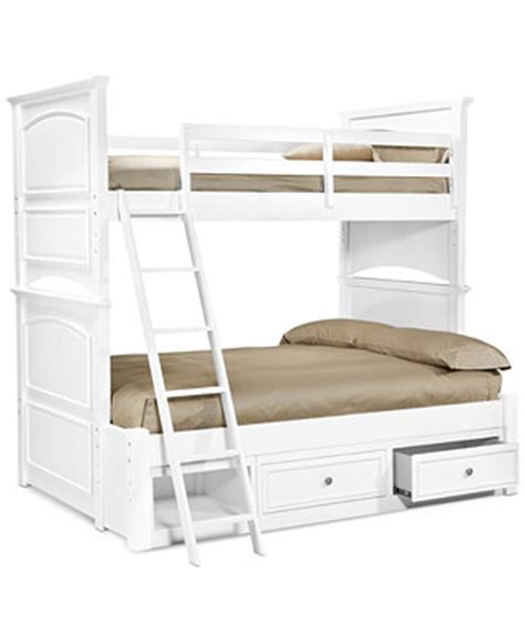 roseville bunk bed furniture macy s - Macys Bunk Beds