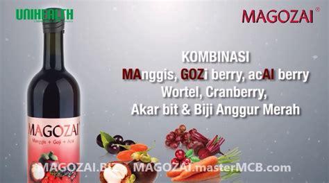 Obat Herbal Magozai cara beli magozai khasiat obat herbal magozai unihealth