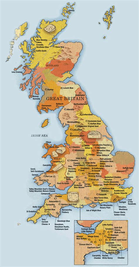 map of britain easton s uk map of the week cheese