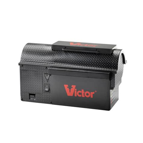 shop victor multi kill electronic mouse trap at lowes