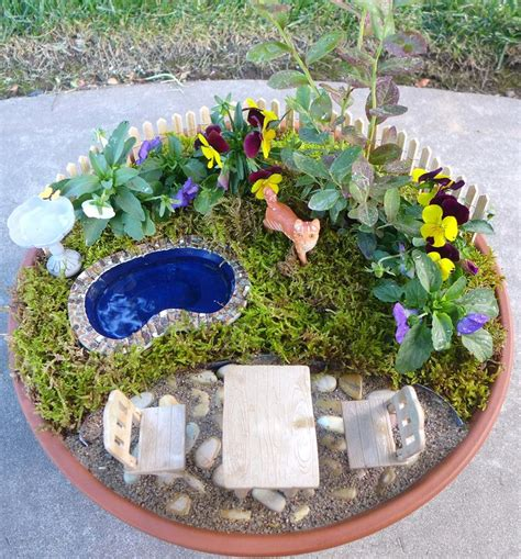 backyard fairy garden winners from the great annual miniature garden contest for