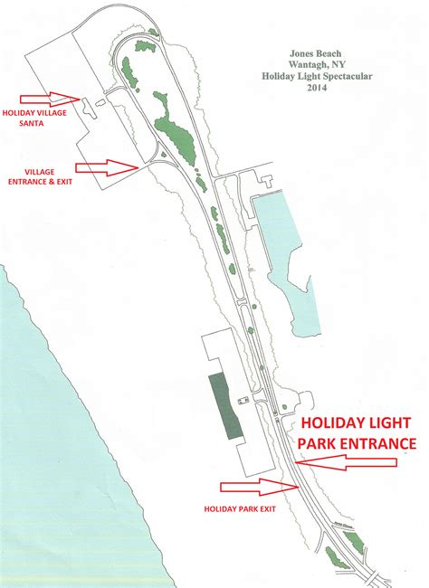 html layout link holiday lights spectacular