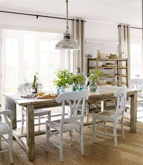 Farmhouse Dining Room Table And Chairs Timelessly Charming Farmhouse Style Furniture For Your Home Interior Ideas 4 Homes