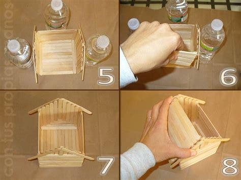 casa con palitos de madera manualidades para ni os como hacer una casa con palitos helados apexwallpapers com