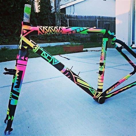 Fahrradrahmen Lackieren Lassen by Die Besten 25 Fahrradrahmen Lackieren Ideen Auf