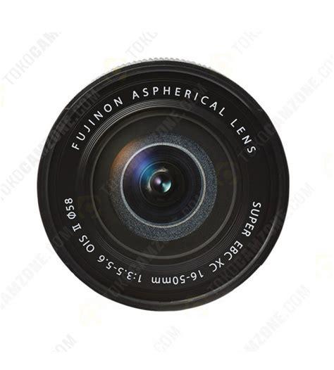 Lensa Fujifilm 50 230 fujinon xc16 50mm f 3 5 5 6 ois ii