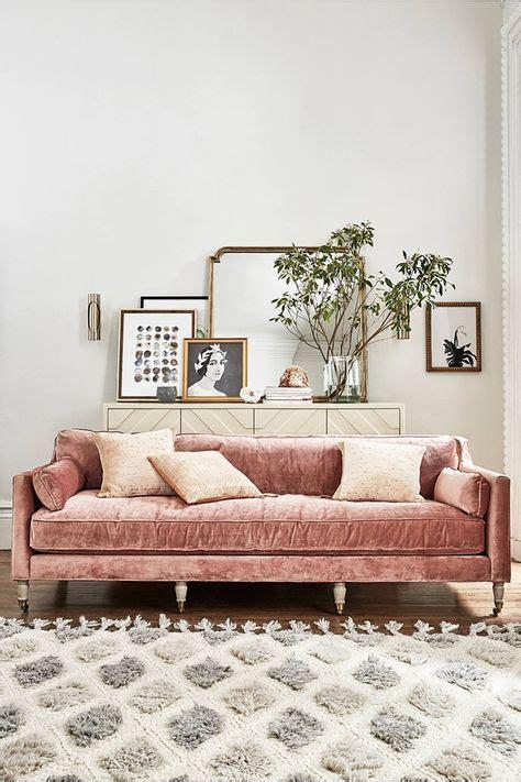 white fluffy couch 25 best ideas about velvet couch on pinterest velvet