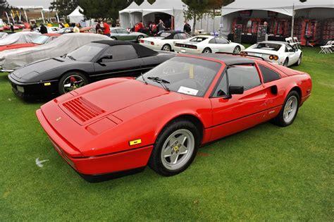 Ferrari Gts 328 by 1989 Ferrari 328 Gts Conceptcarz