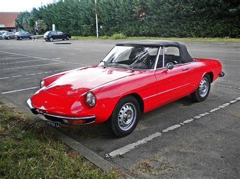 Alfa Romeo Spider Duetto by Alfa Romeo Spider Duetto Junglekey It Immagini