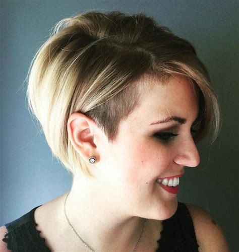 part shaved hairstyles for women women hairstyle trend in 2016 undercut hair