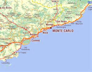 Map Of Nice France by Maps Of Nice