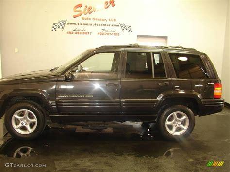 1998 slate pearlcoat jeep grand 5 9 limited 4x4 5441569 gtcarlot car