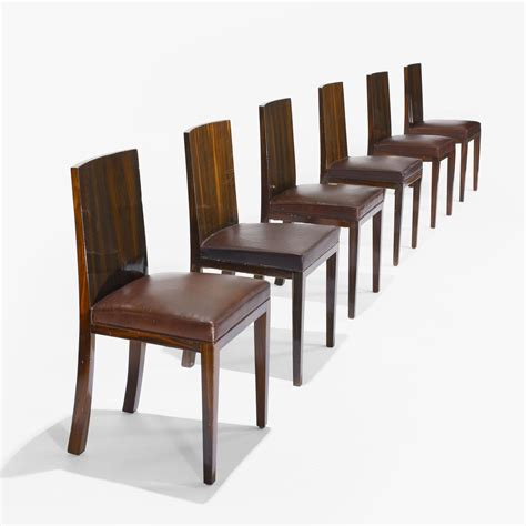 Philippe Starck Dining Chairs Philippe Starck Set Of Six Dining Chairs For The Royalton Hotel