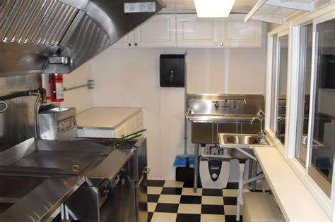 Kitchen Trailers by Used Trailers Expandable Trailers Single