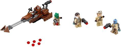 Lego Wars 75133 wars battlefront brickset lego set guide and