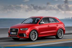 About Audi Q3 Ausmotive 187 Audi Rs Q3 Revealed
