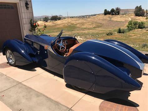 bugatti type 57 replica for sale 1937 replica kit siero speedster bugatti corsica for sale