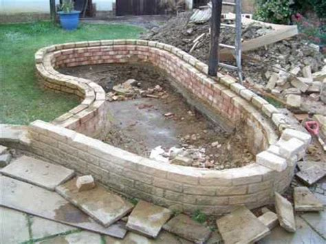 how to build a fish pond in your backyard how to build a fish pond part 2 house exterior and
