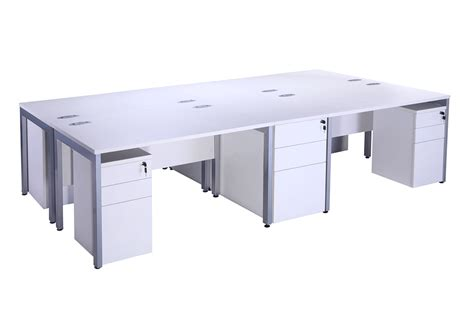 Budget Office Desks Budget White Desks City Office Furniture