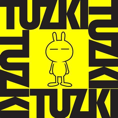 Sticker Tuzki 23 tuzki yellow the official tuzki pins yellow