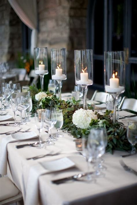 beautiful table centerpieces blog wedding decoration ideas with candle centerpieces