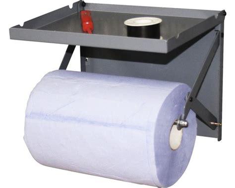 werkstatt papierrolle papierrollenhalter k 252 pper f 252 r werkstattwagen bei hornbach