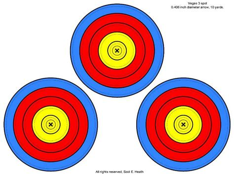 printable vegas targets shooting targets paper download protected saw ml