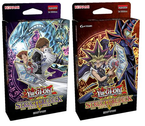 Yugioh Gift Card Deck - yugioh cards english version structure deck yugi muto structure deck seto kaiba
