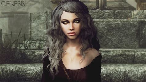 beautiful hair retexture at skyrim nexus mods and community ks hairdos sse at skyrim special edition nexus mods and community