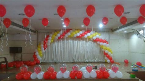 balloon decoration  vizag balloon decorators  vizag
