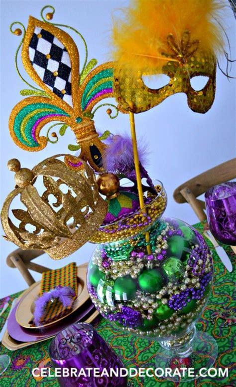 mardi gras themed centerpieces 17 best ideas about mardi gras masks on