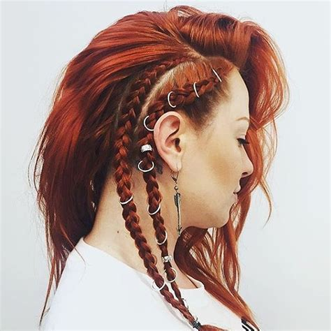 how to bead hair 25 great ideas about hair on
